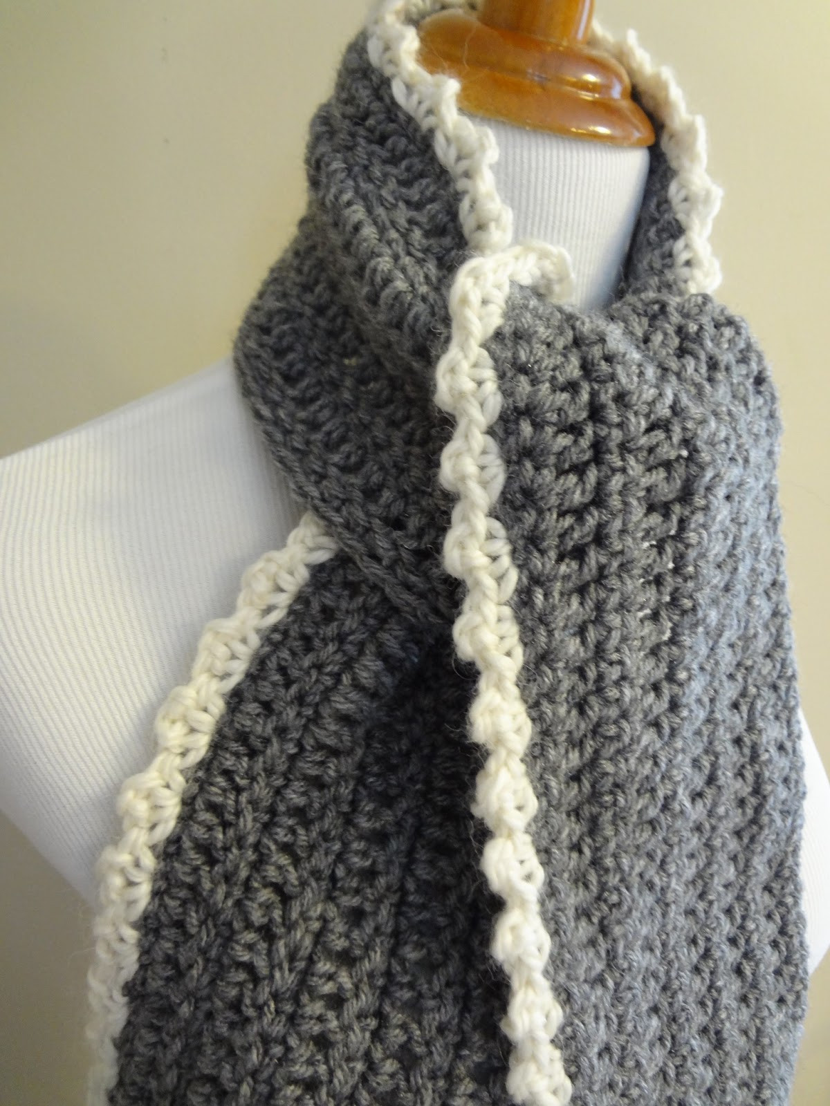 Crochet Scarf Patterns Lovely Fiber Flux Free Crochet Pattern Ingrid Scarf Of Charming 49 Models Crochet Scarf Patterns