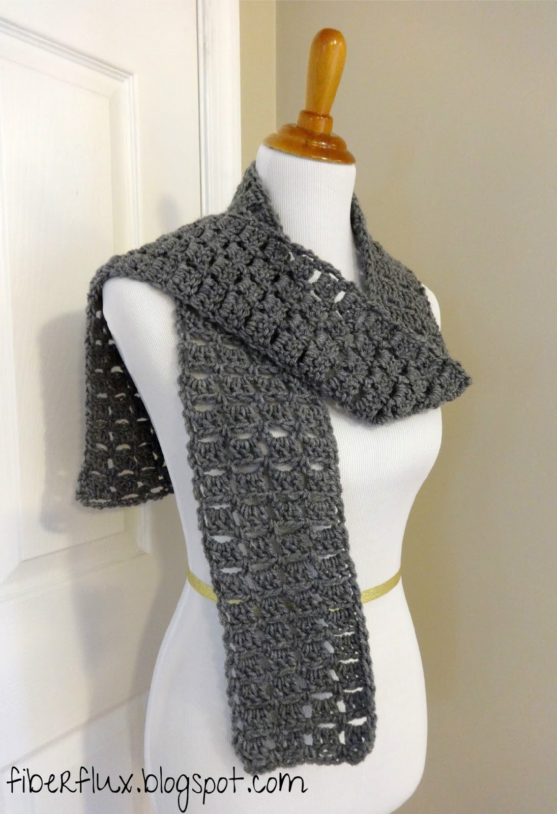 Crochet Scarves Patterns Elegant Fiber Flux Free Crochet Pattern Everybody Scarf Of Adorable 49 Models Crochet Scarves Patterns