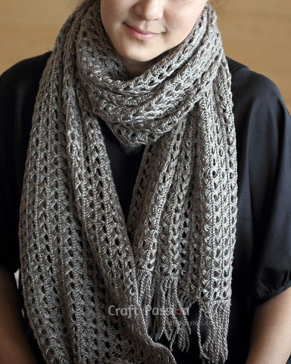 Crochet Scarves Patterns Fresh Lace Scarf Crochet Pattern Of Adorable 49 Models Crochet Scarves Patterns