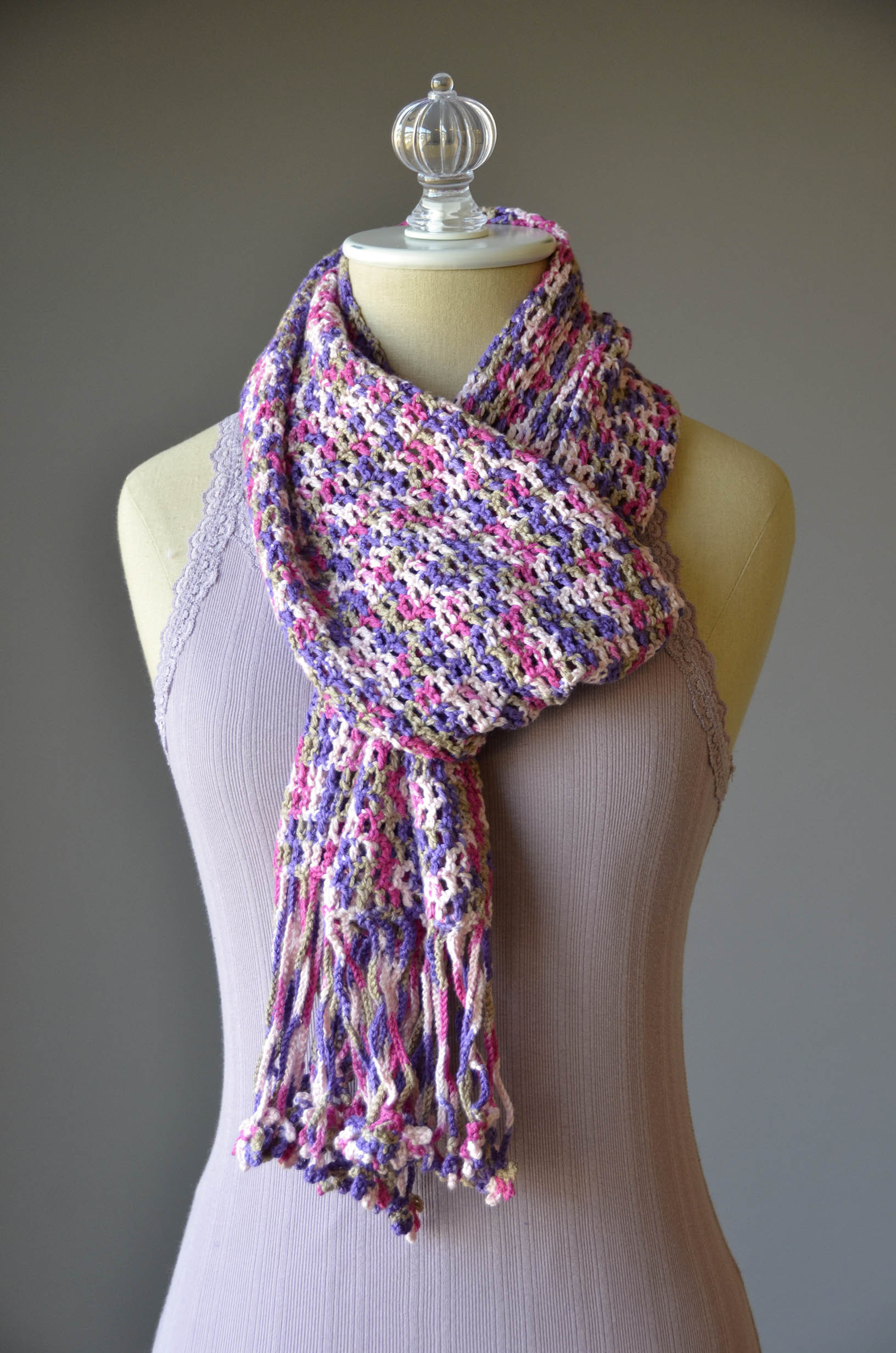 Crochet Scarves Patterns Unique Free Pattern Friday – Fun Fringe Scarf Of Adorable 49 Models Crochet Scarves Patterns