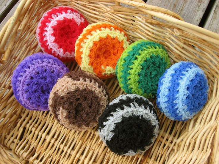 Crochet Scrubbies Inspirational 17 Best Images About Washcloths & Dish Scrubbies On Of Attractive 41 Ideas Crochet Scrubbies
