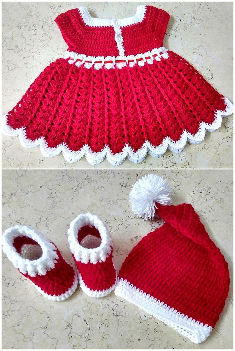 Crochet Set Fresh Awesome Ideas for Crocheted Baby Sets Of Top 47 Photos Crochet Set