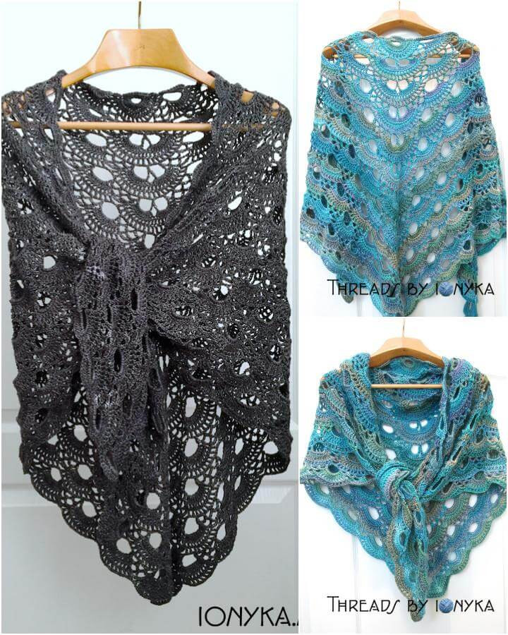 Crochet Shawl Pattern Awesome 10 Free Crochet Shawl Patterns for Women S Of Wonderful 50 Pics Crochet Shawl Pattern