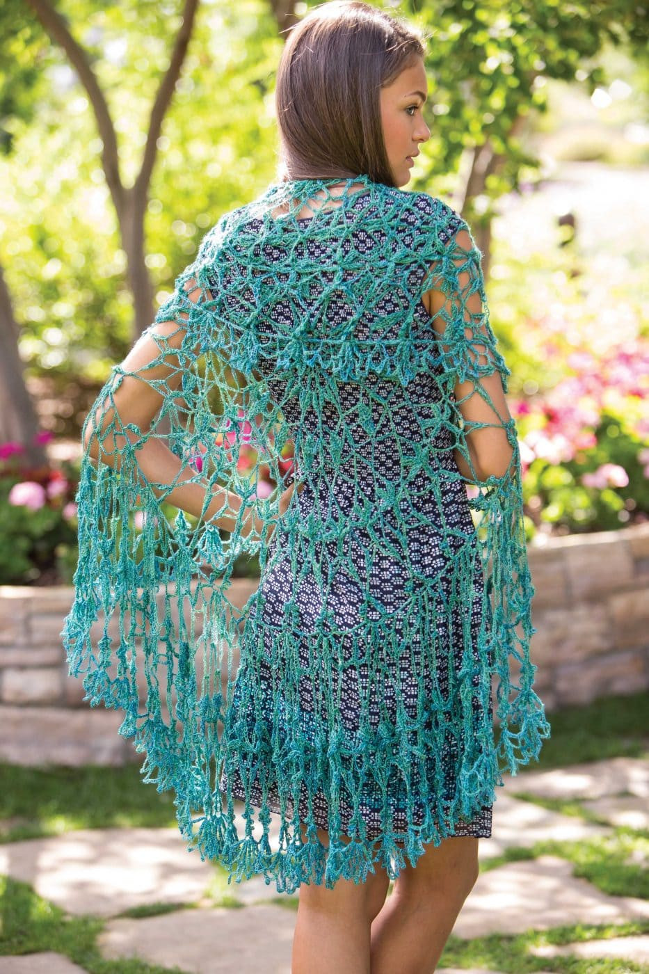 Classic Crochet Shawls Book Review • Oombawka Design Crochet