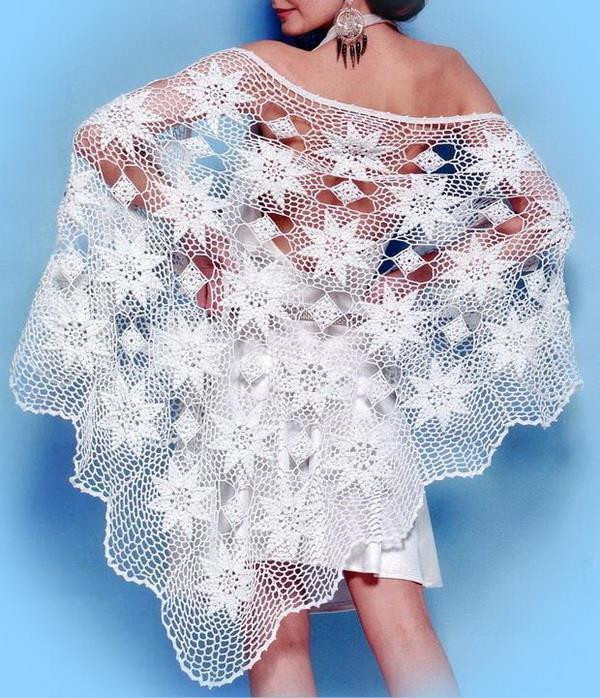 Crochet Shawl Pattern Beautiful Crochet Shawls Of Wonderful 50 Pics Crochet Shawl Pattern