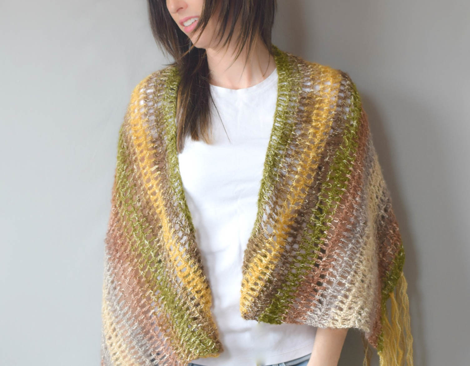 "Crochet Shawl Pattern Beautiful E Skein Crochet ""boho Shawl"" Pattern – Mama In A Stitch Of Wonderful 50 Pics Crochet Shawl Pattern"