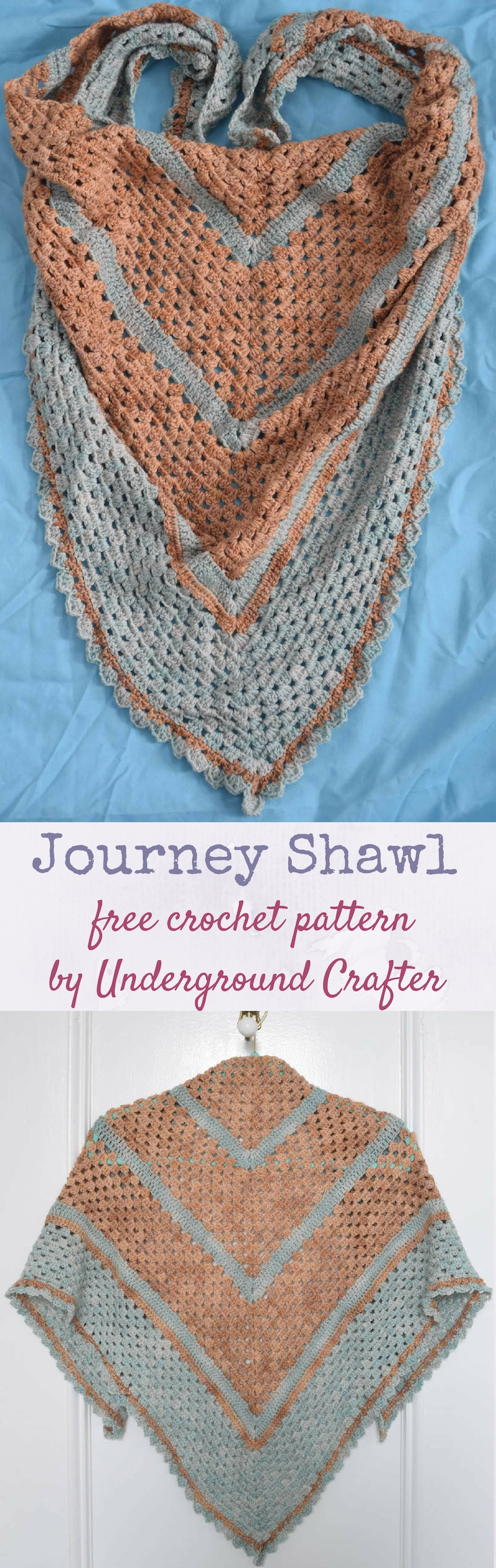 Crochet Shawl Pattern Fresh Crochet Pattern Journey Shawl Of Wonderful 50 Pics Crochet Shawl Pattern