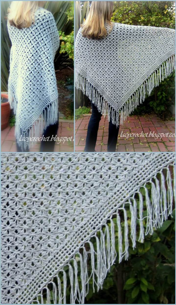 Crochet Shawl Pattern New 100 Free Crochet Shawl Patterns Free Crochet Patterns Of Wonderful 50 Pics Crochet Shawl Pattern