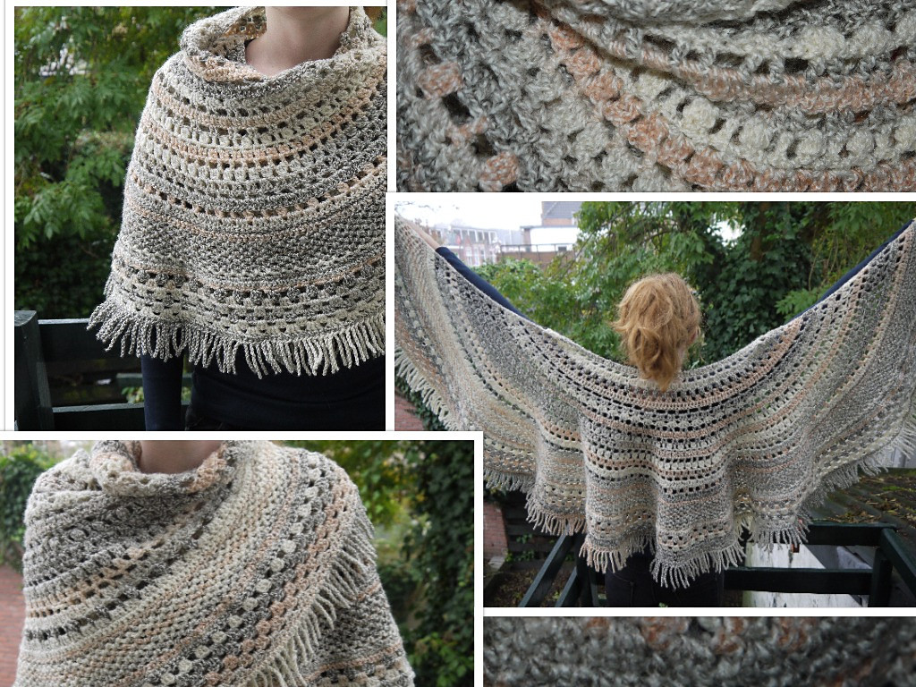Crochet Shawl Pattern New Lagniappe Crochet Shawl [free Pattern] Of Wonderful 50 Pics Crochet Shawl Pattern