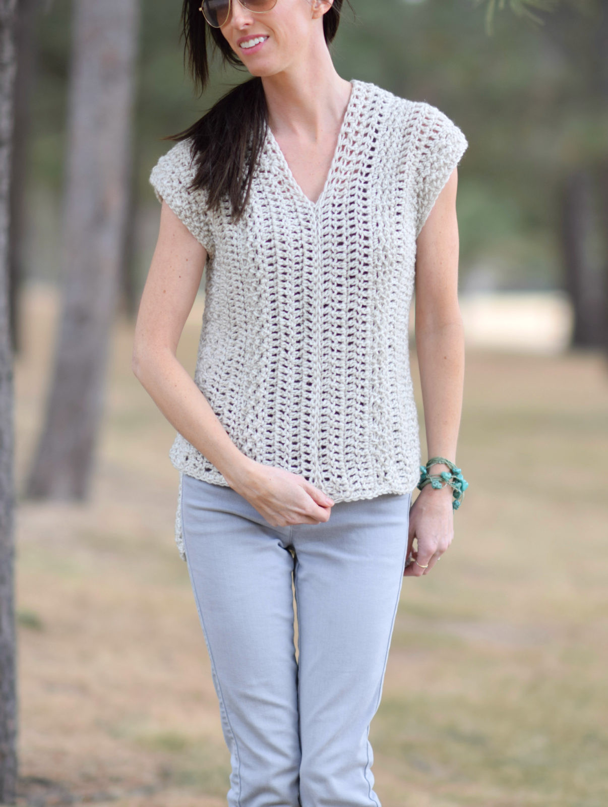 """Crochet Shirt Awesome the """"topcho"""" Easy Crochet Shirt Pattern – Mama In A Stitch Of Great 47 Ideas Crochet Shirt"""