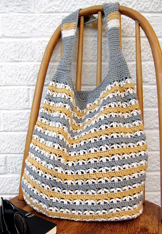 Crochet Shopping Bag Awesome Bags & Purses Archives Knit and Crochet Daily Of New 47 Ideas Crochet Shopping Bag