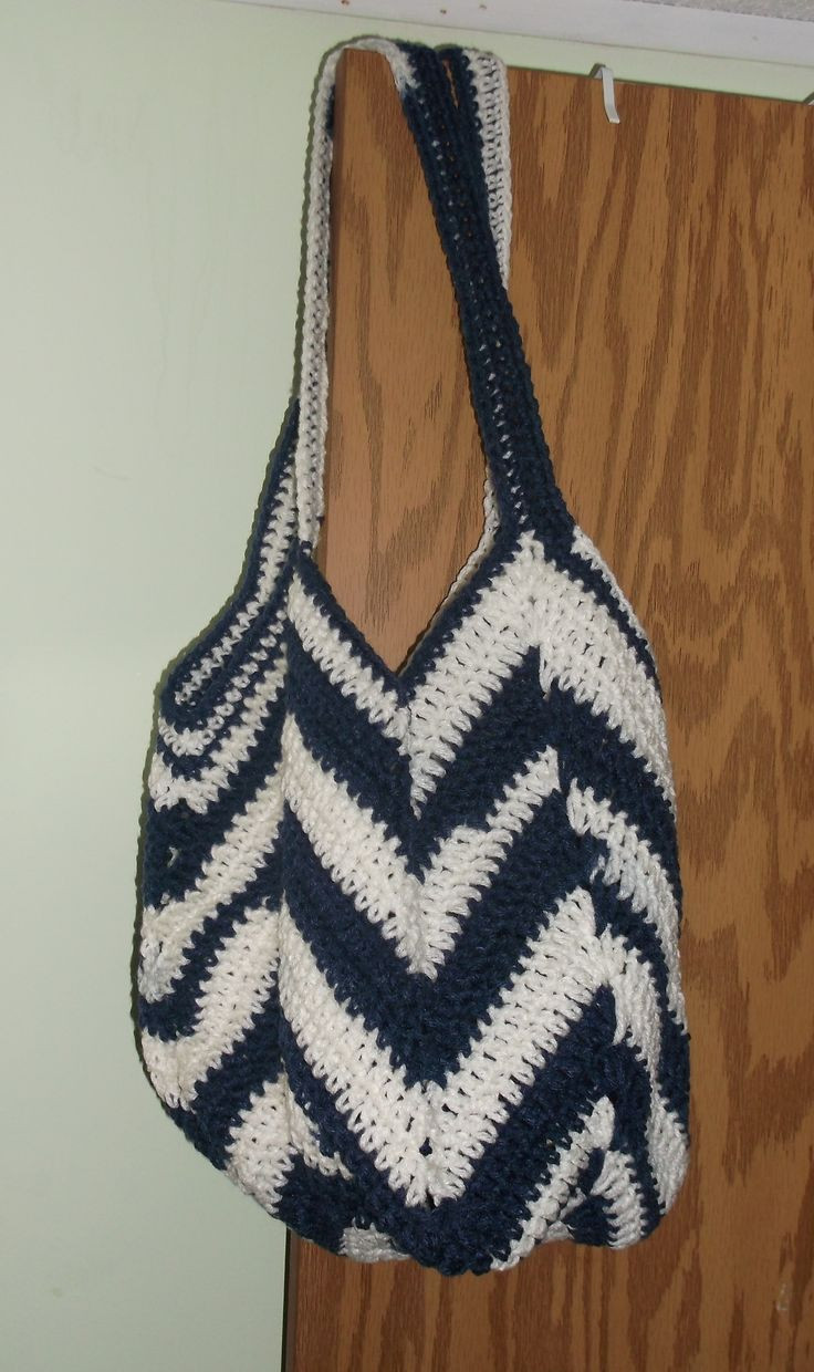 Crochet Shopping Bag Best Of Crochet solid Stitch Granny Ripple Chevron tote Shopping Of New 47 Ideas Crochet Shopping Bag