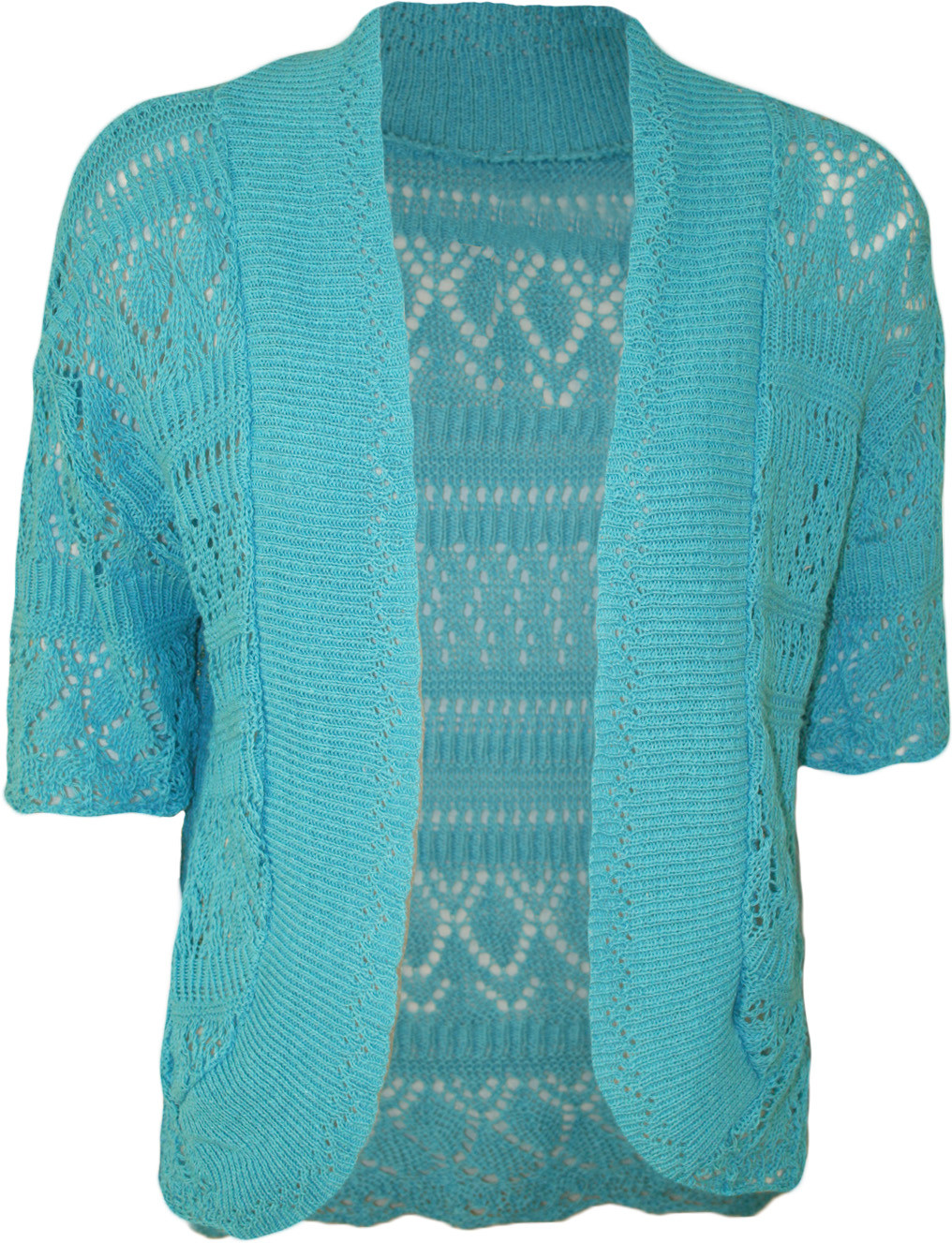 Crochet Short Sleeve Cardigan New New Womens Plus Size Crochet Knitted Short Sleeve La S Of Perfect 44 Pics Crochet Short Sleeve Cardigan