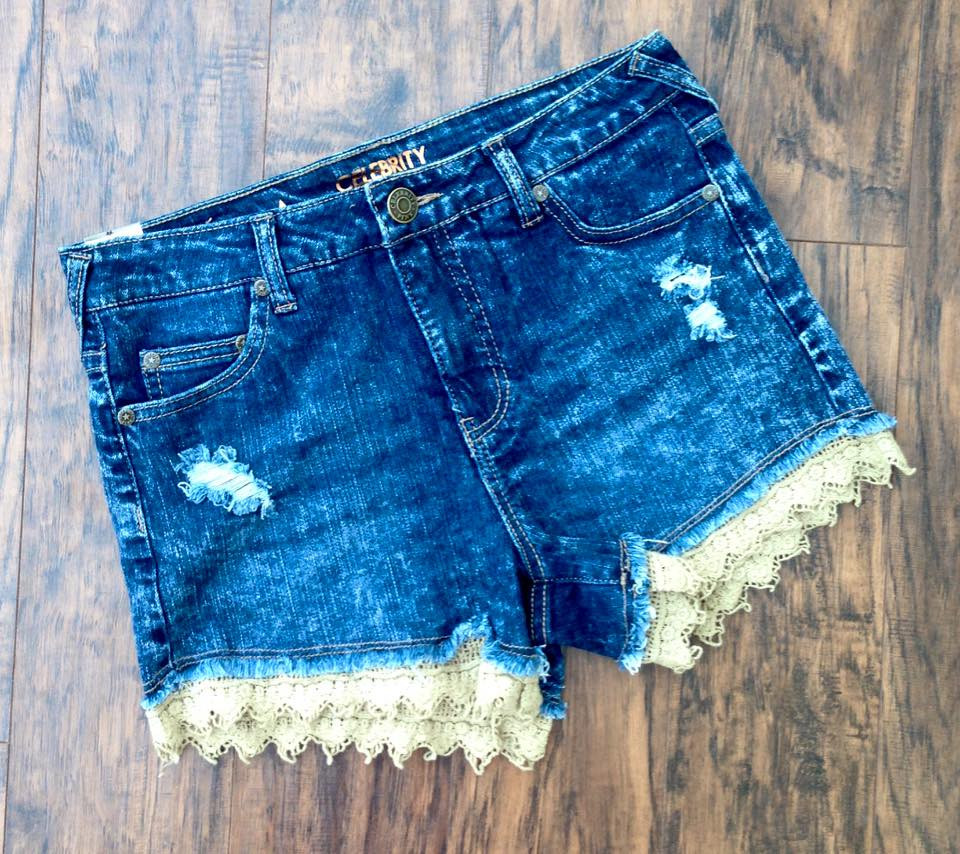 Crochet Shorts Womens Beautiful Womens Crochet Denim Shorts · Faynes · Line Store Of Lovely 46 Photos Crochet Shorts Womens