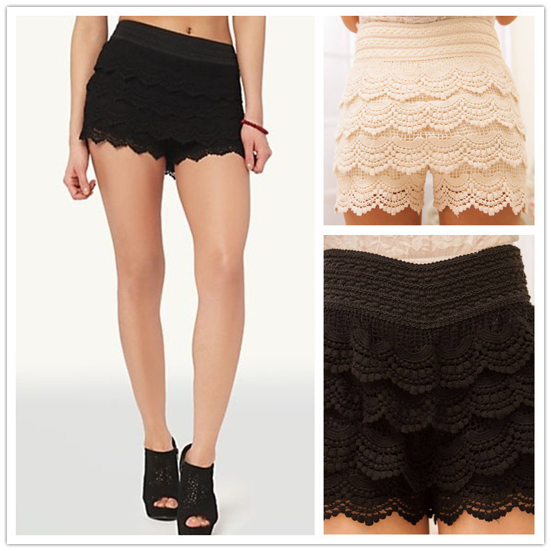 Crochet Shorts Womens Best Of Fashion Shorts Women New Sweet Cute Womens Crochet Short Of Lovely 46 Photos Crochet Shorts Womens