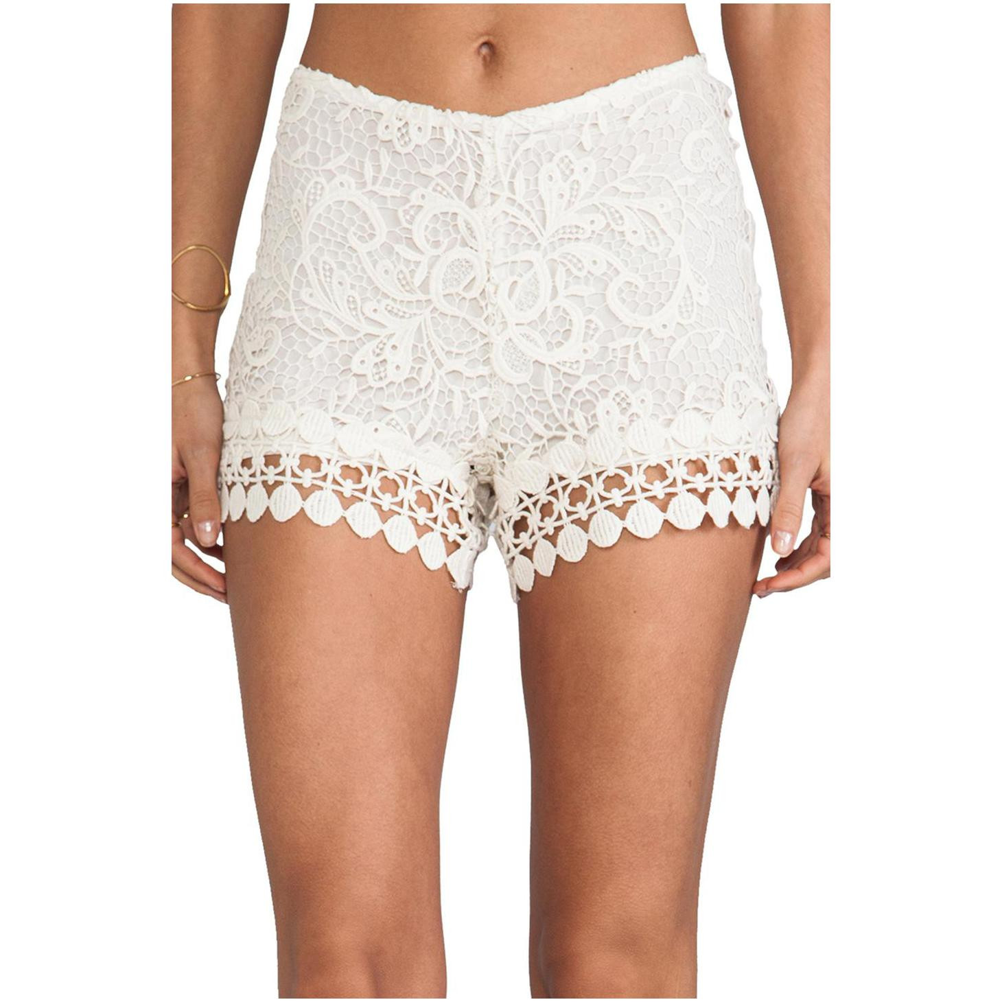 Crochet Shorts Womens Elegant Alexis Pia Crochet Short for Women – Eedwuuer Of Lovely 46 Photos Crochet Shorts Womens