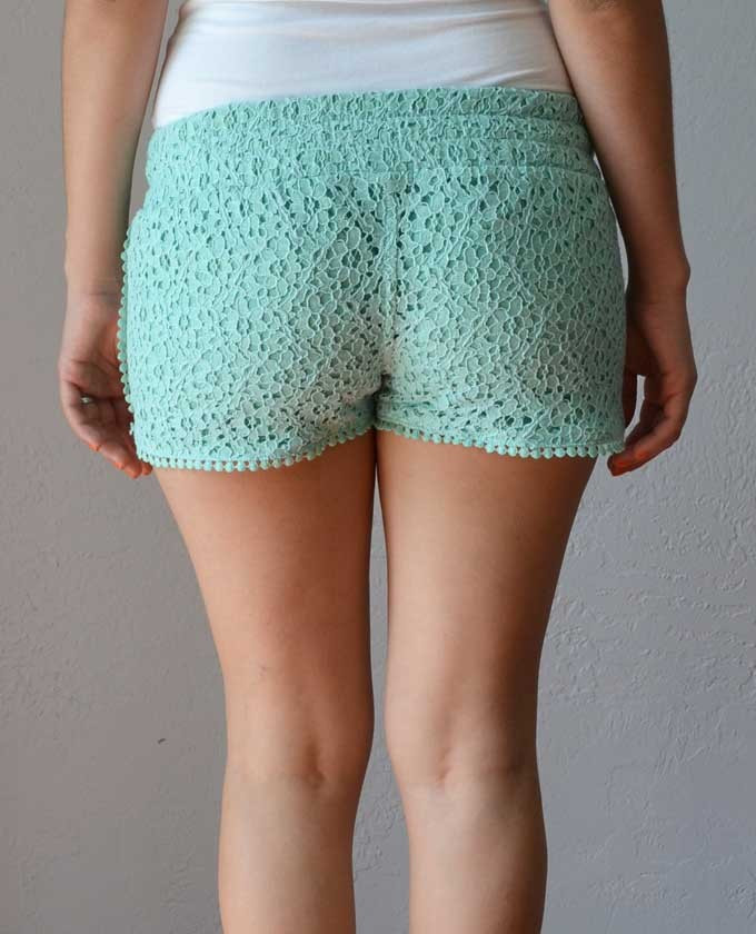 Crochet Shorts Womens Lovely Free Crochet Patterns for Women S Shorts Pakbit for Of Lovely 46 Photos Crochet Shorts Womens