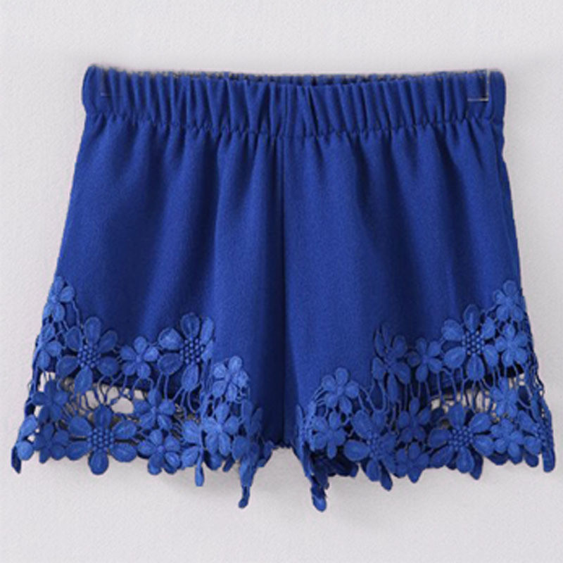 Crochet Shorts Womens Luxury 2016 New European Summer Crochet Lace Shorts Elasti Waist Of Lovely 46 Photos Crochet Shorts Womens
