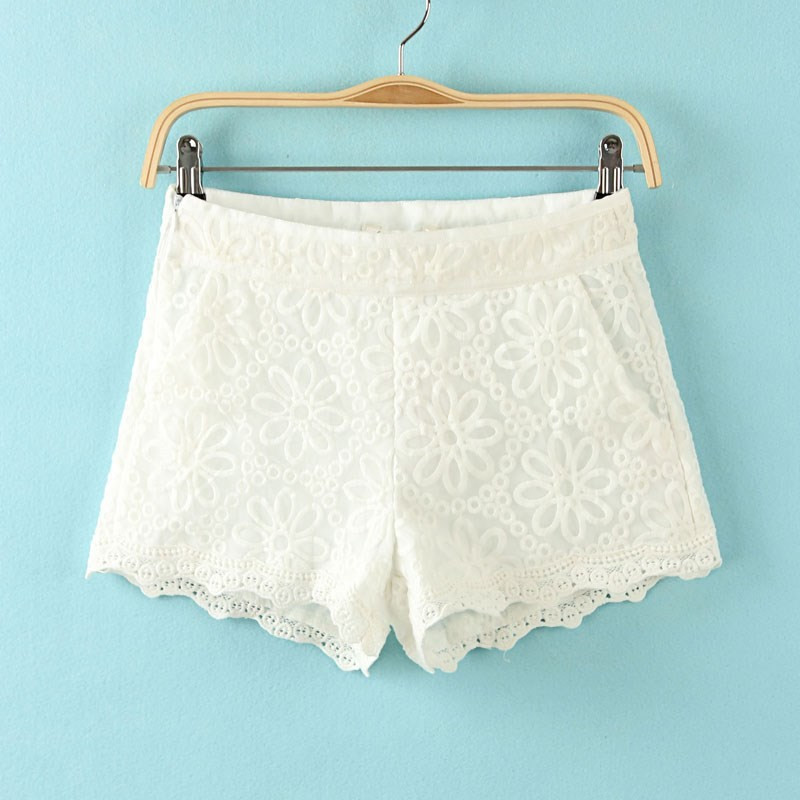 Crochet Shorts Womens Luxury 3 Colors New Fashion Women S Good Quality White Shorts Of Lovely 46 Photos Crochet Shorts Womens