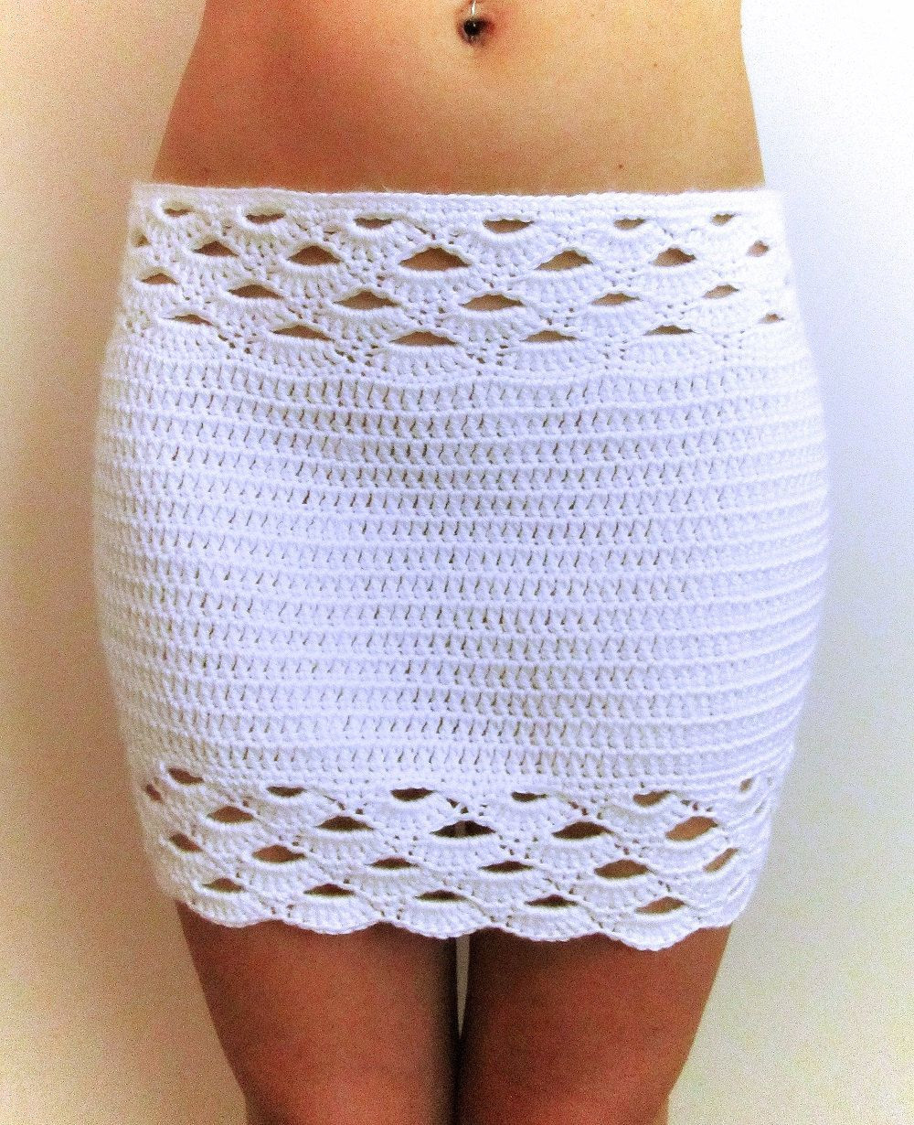 Crochet Skirt Patterns Fresh Shell Crochet Mini Skirt Pdf Pattern by Chezpascale On Of Fresh 47 Ideas Crochet Skirt Patterns