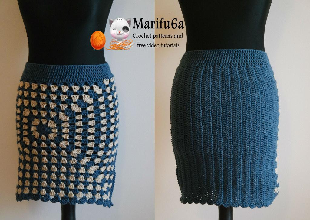 Crochet Skirt Patterns Inspirational Free Crochet Pattern Womens Skirt Dancox for Of Fresh 47 Ideas Crochet Skirt Patterns