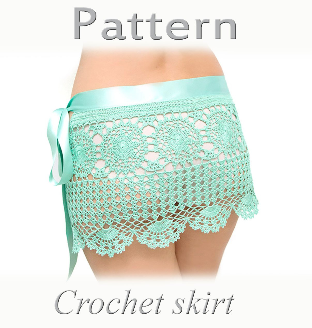 Crochet Skirt Patterns New Crochet Beach Skirt Pattern Pdf Crochet Cover Up Of Fresh 47 Ideas Crochet Skirt Patterns