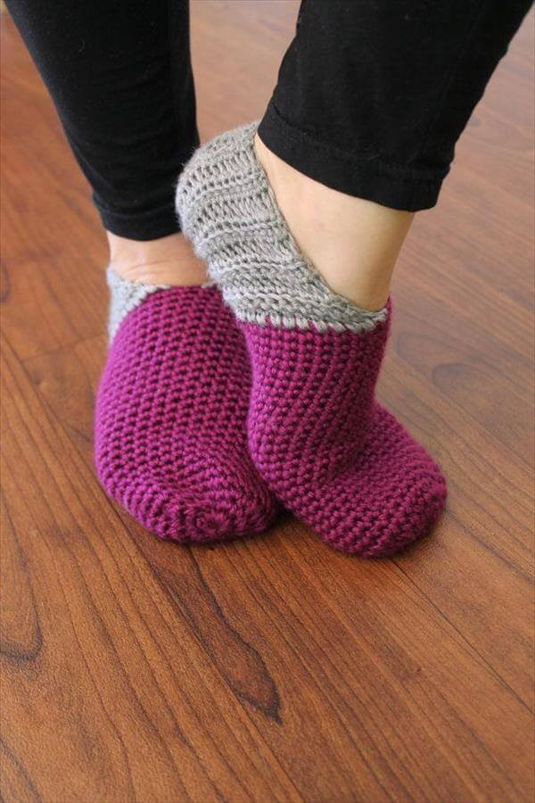 Crochet Slipper socks Beautiful 20 Unique Diy Crochet Patterns Of Charming 47 Photos Crochet Slipper socks