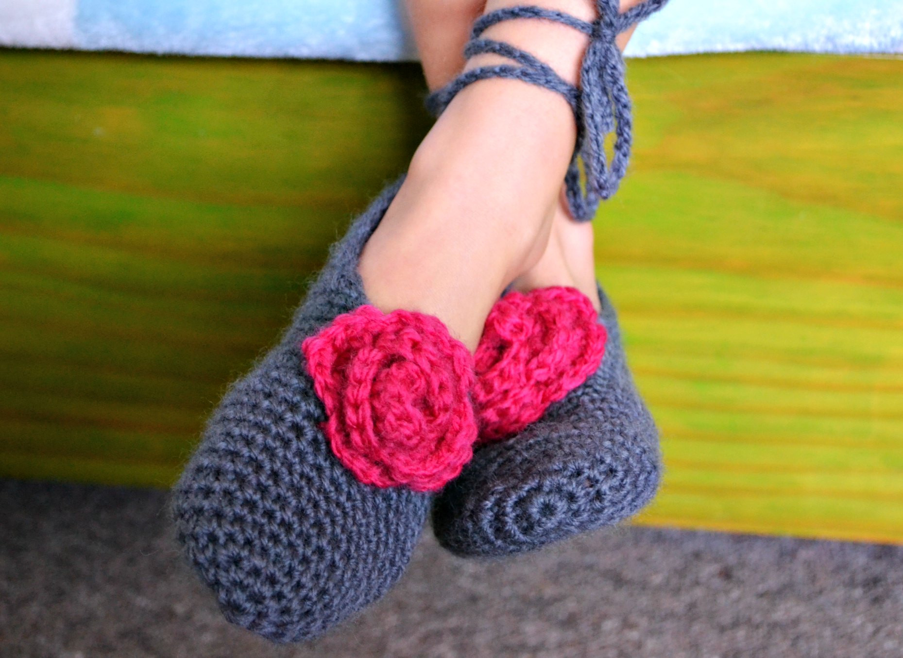 Crochet Slipper socks Beautiful Quick Crochet Slippers Crochet and Knit Of Charming 47 Photos Crochet Slipper socks