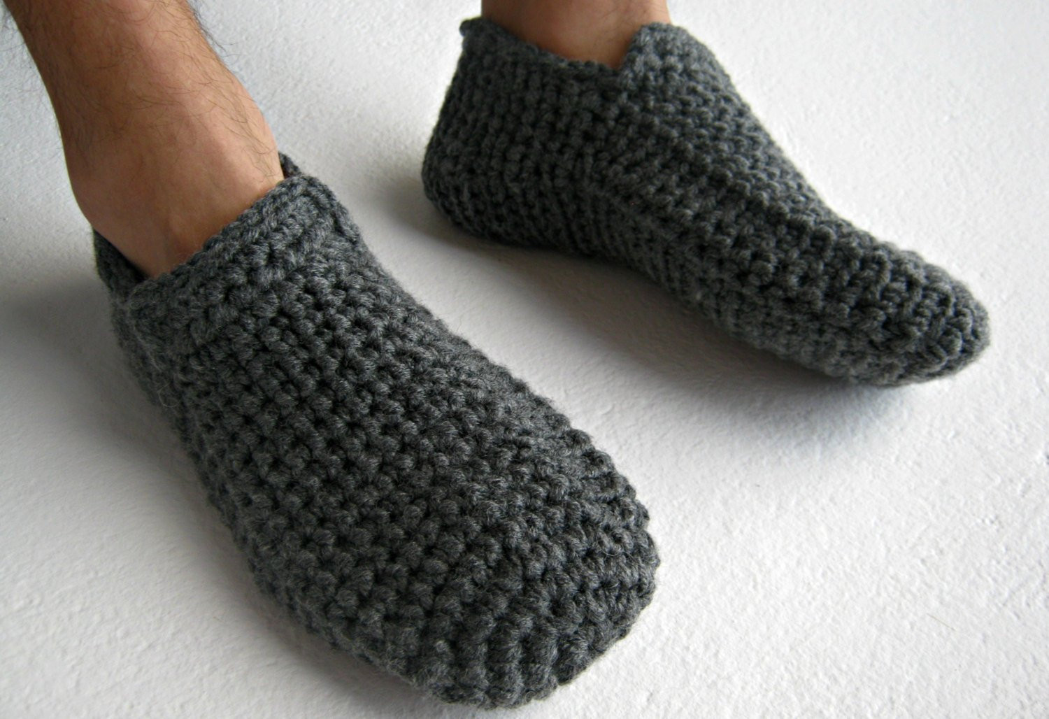 Crochet Slipper socks Elegant Crochet Slippers Gray Slippers Warm Slippers Slipper socks Of Charming 47 Photos Crochet Slipper socks