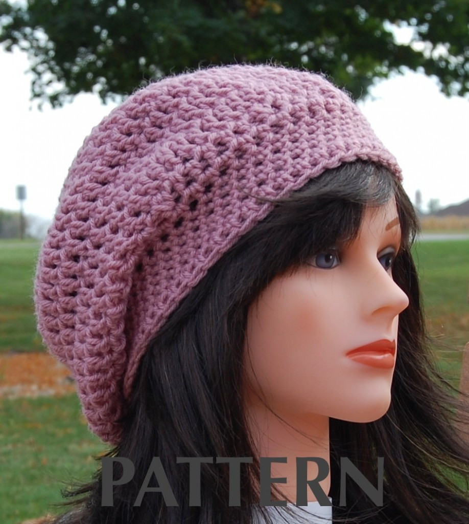 Crochet Slouchy Beanie Awesome Crochet Floppy Hat Pattern Of Charming 45 Images Crochet Slouchy Beanie