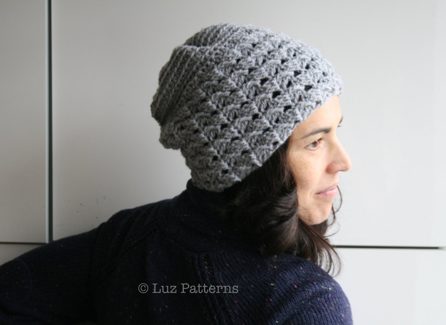 Crochet Slouchy Beanie Awesome Crochet Patterns Slouchy Hat Crochet Women Beanie Pattern Of Charming 45 Images Crochet Slouchy Beanie
