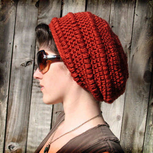 Crochet Slouchy Hat Pattern Lovely the Lightweight Slouchy Beret the Hat that Looks Of New 44 Pictures Crochet Slouchy Hat Pattern