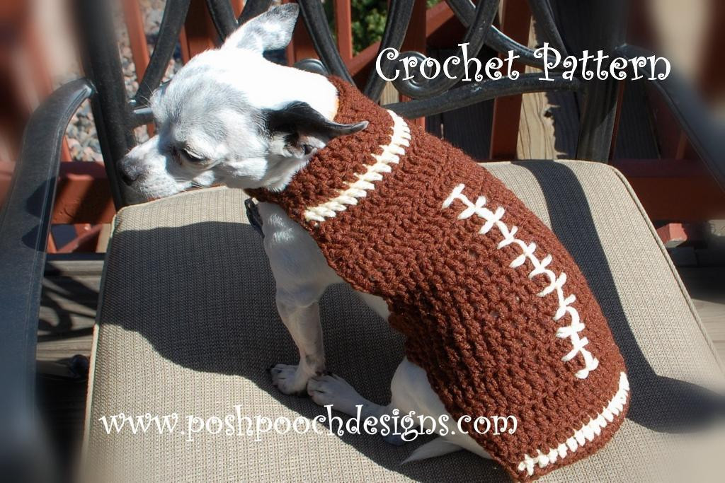 Crochet Small Dog Sweater Fresh Free Crochet Dog Sweater Pattern National Dog Day Of Amazing 48 Models Crochet Small Dog Sweater