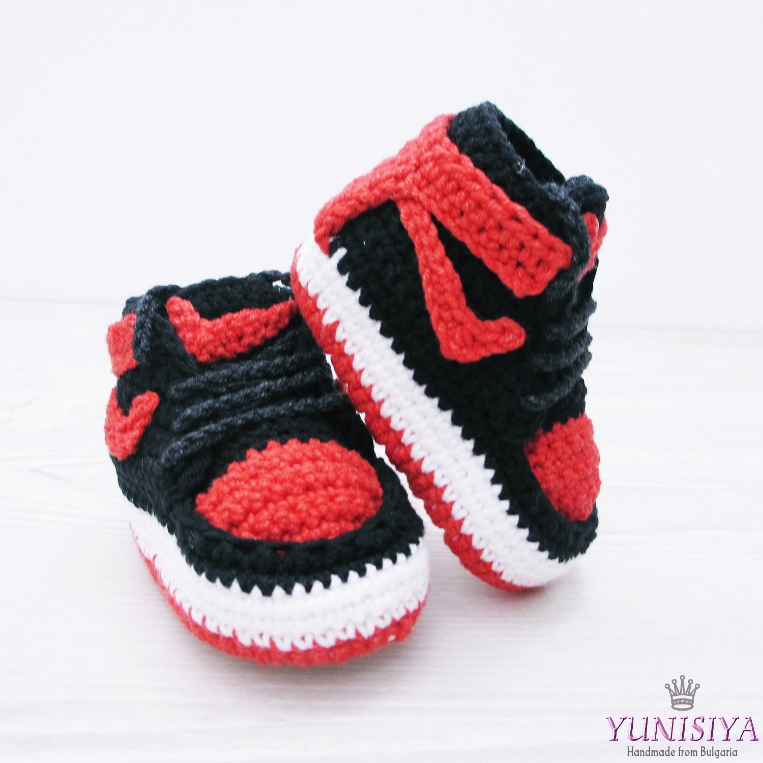 Crochet Sneakers Awesome Baby Shoes Crochet Baby Booties Air Jordan Crochet Sneakers Of Gorgeous 50 Pics Crochet Sneakers