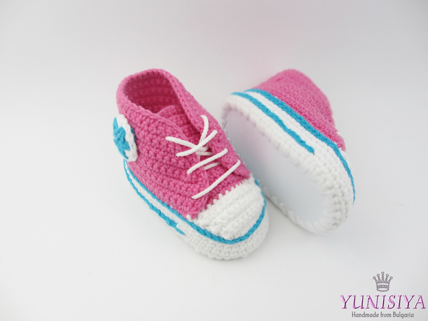 Crochet Sneakers Awesome Crochet Converse Baby Sneakers Crochet Baby Booties by Of Gorgeous 50 Pics Crochet Sneakers