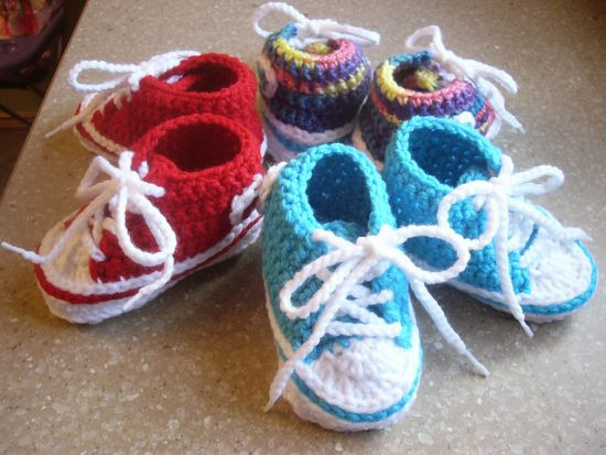 Crochet Sneakers Awesome Crochet Sneakers Slippers Pattern the Best Collection Of Gorgeous 50 Pics Crochet Sneakers