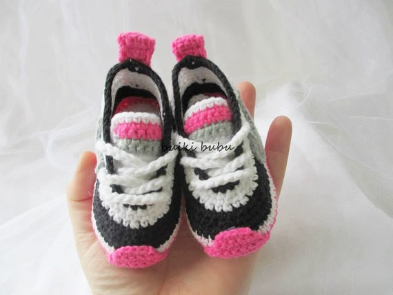 Crochet Sneakers Best Of Crochet Baby Sneakers Baby Booties Crochet Sneakers Of Gorgeous 50 Pics Crochet Sneakers