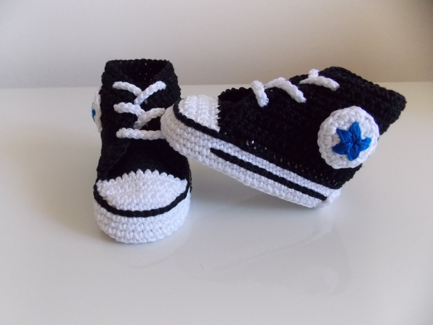 Crochet Sneakers Lovely Baby Crochet Converse Newborn Sneakers Booties by Of Gorgeous 50 Pics Crochet Sneakers