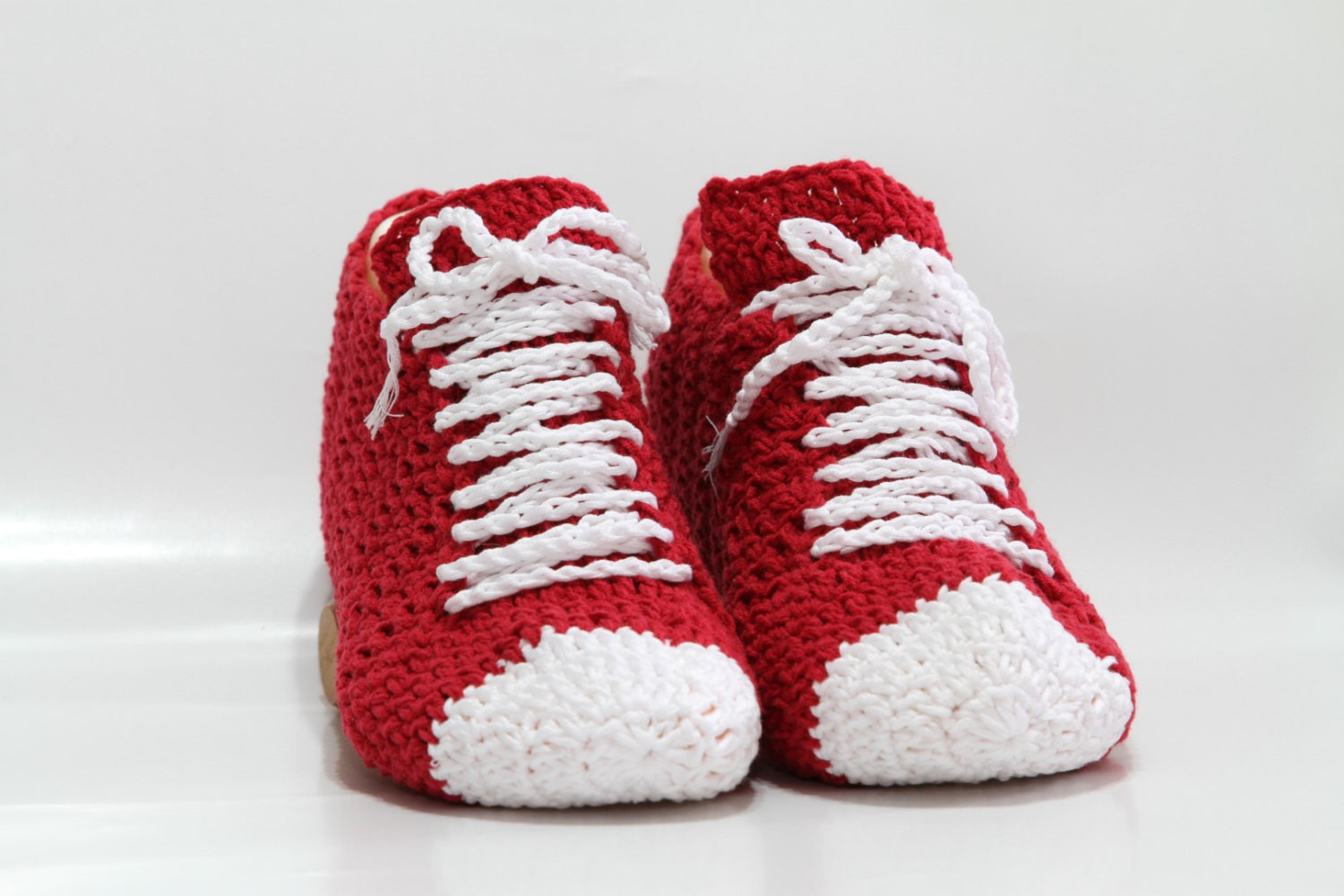 Crochet Sneakers Luxury Red Crocheted Sneaker Slippers Pattern Uni Slippers Pdf Of Gorgeous 50 Pics Crochet Sneakers