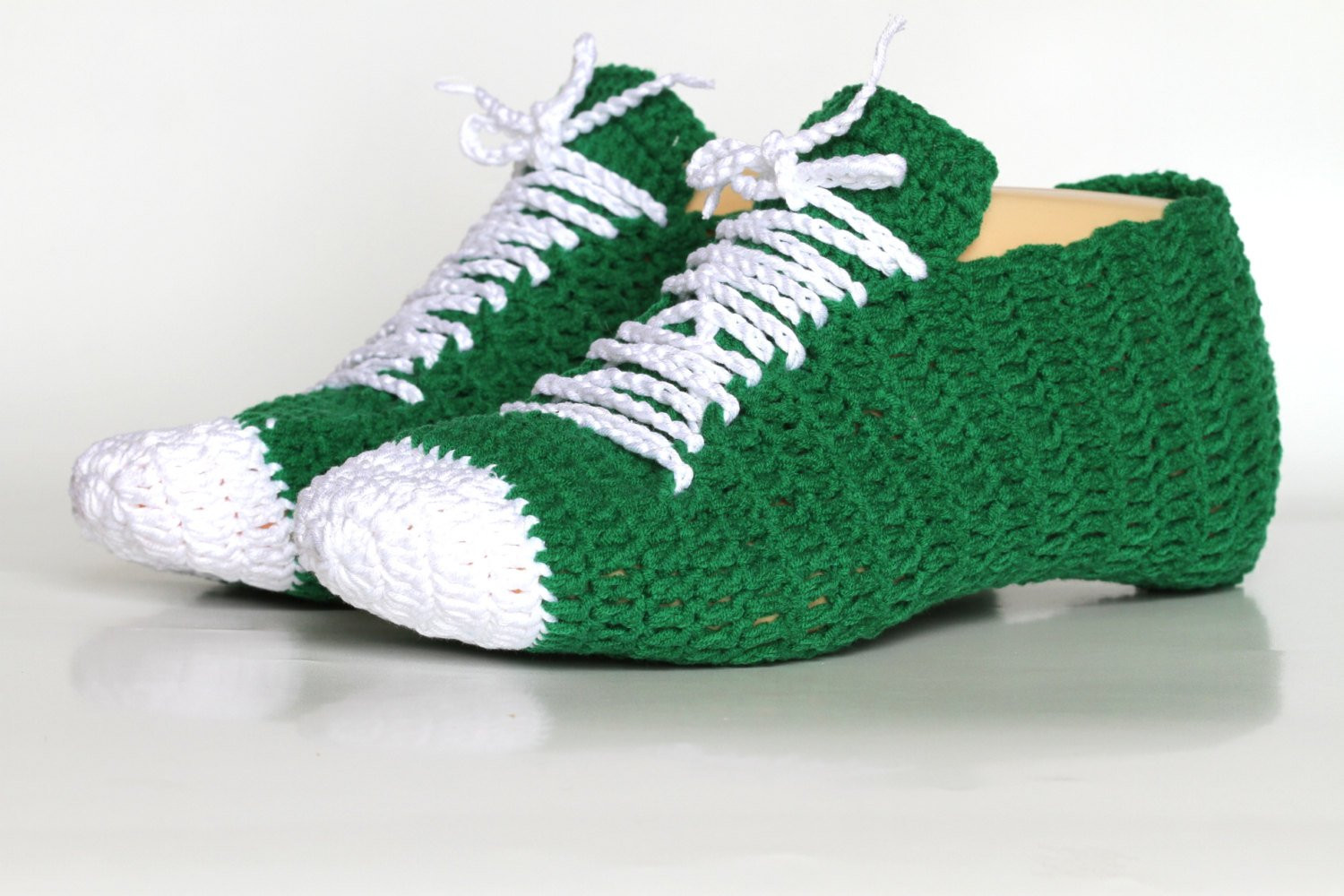 Crochet Sneakers New Crocheted Sneaker Slippers Pattern Uni Slippers Pdf Of Gorgeous 50 Pics Crochet Sneakers