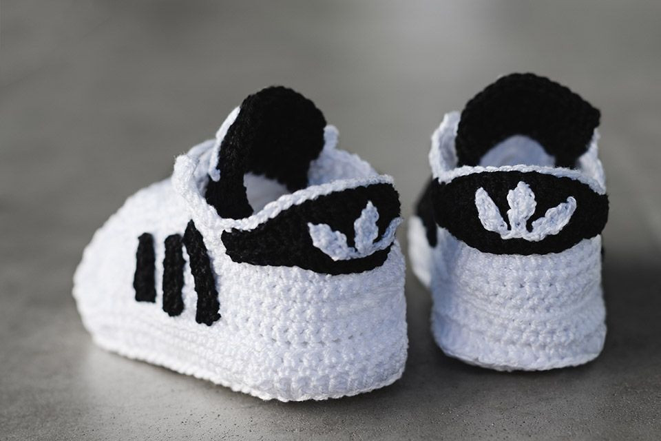 Crochet Sneakers Unique Crochet Sneakers for Babies From Picasso Babe Of Gorgeous 50 Pics Crochet Sneakers