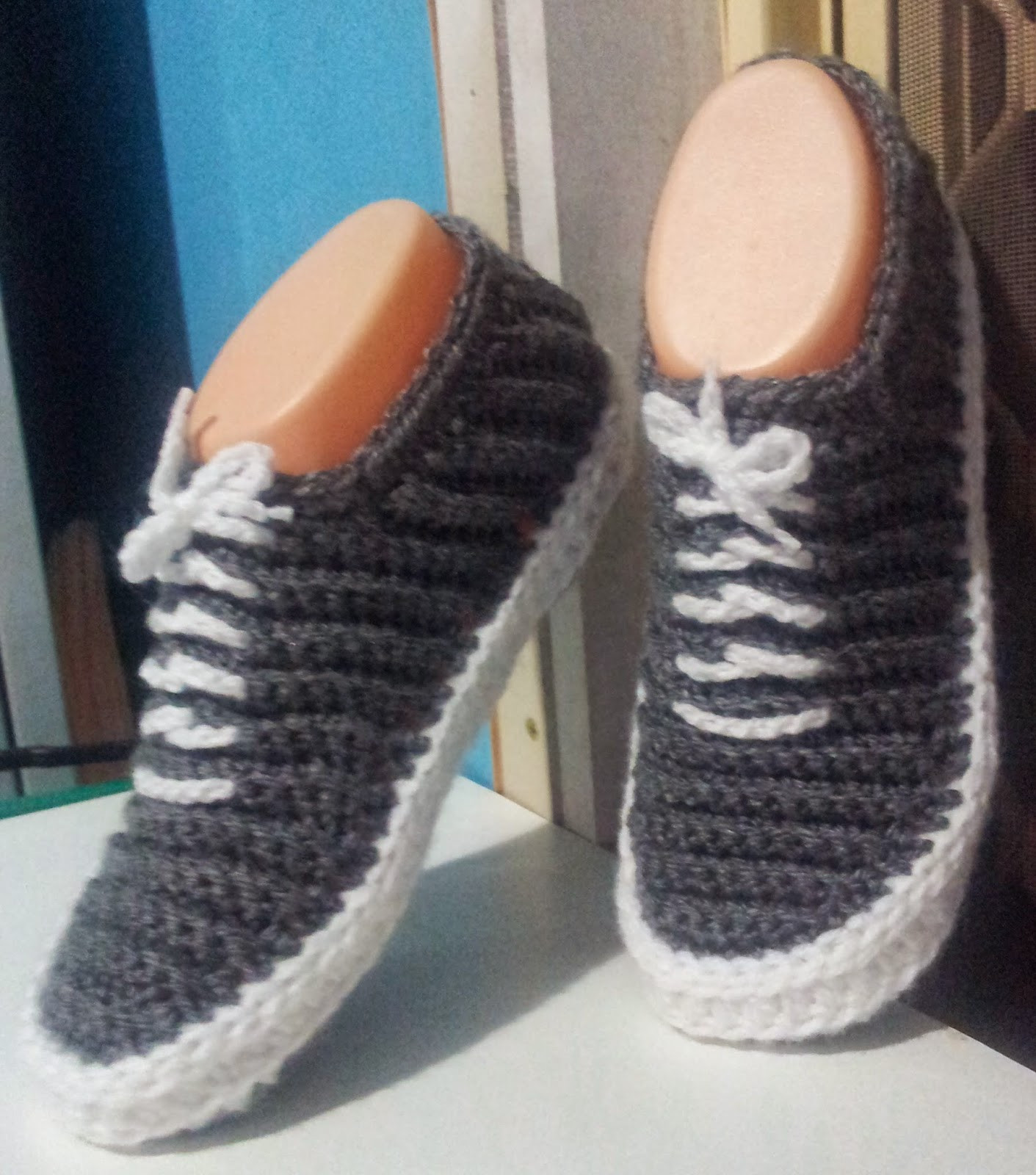Crochet Sneakers Unique Shush S Handmade Stuff Crochet Sneakers Pdf Pattern Of Gorgeous 50 Pics Crochet Sneakers