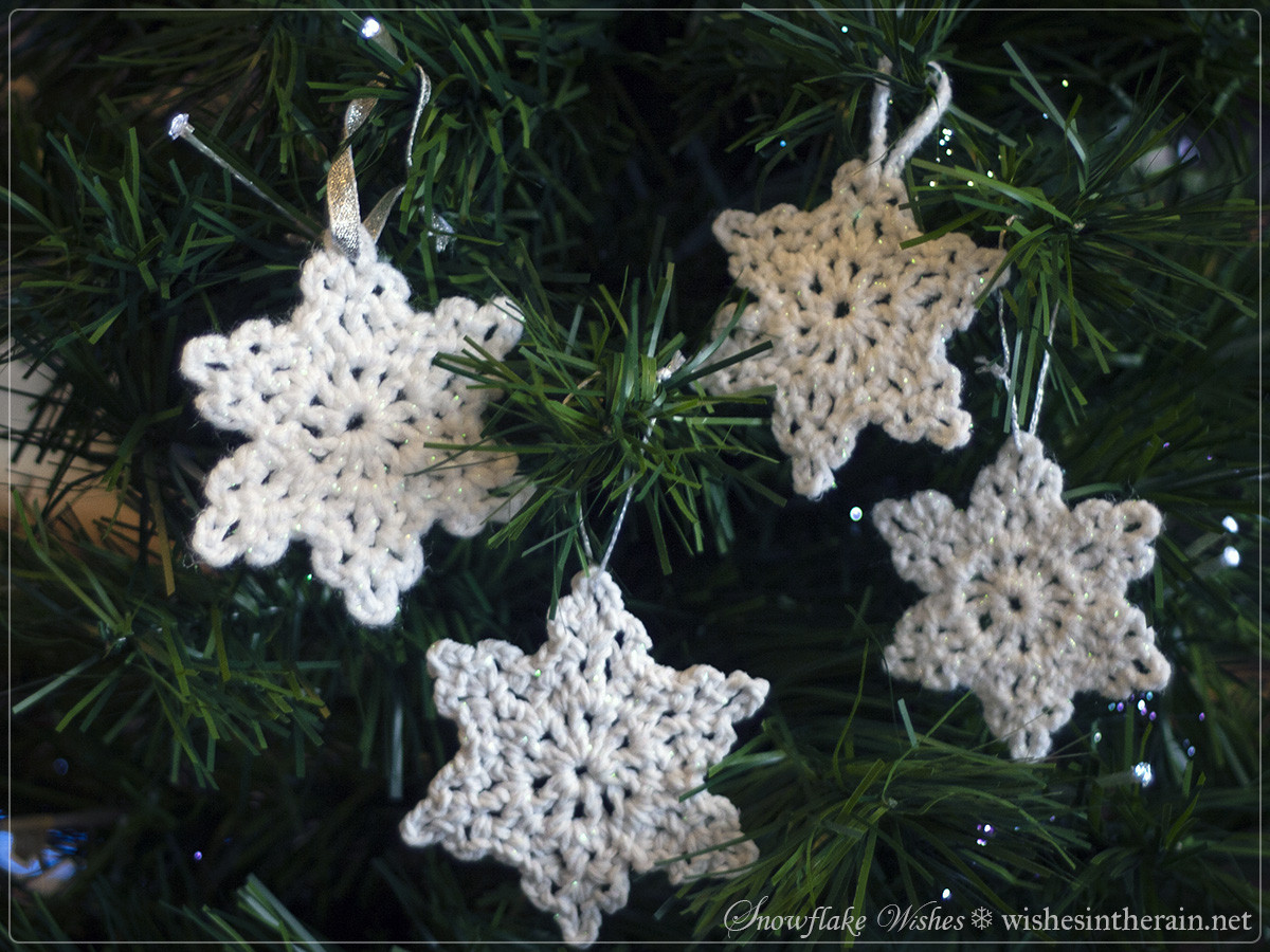 Crochet Snowflake Lovely Free Pattern Snowflake Wishes 4 Of Brilliant 50 Models Crochet Snowflake