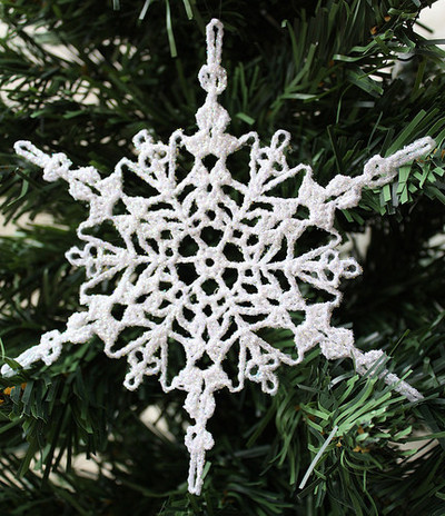 Crochet Snowflake ornaments Awesome Crochet ornaments 27 Free Christmas Patterns Of Awesome 49 Photos Crochet Snowflake ornaments