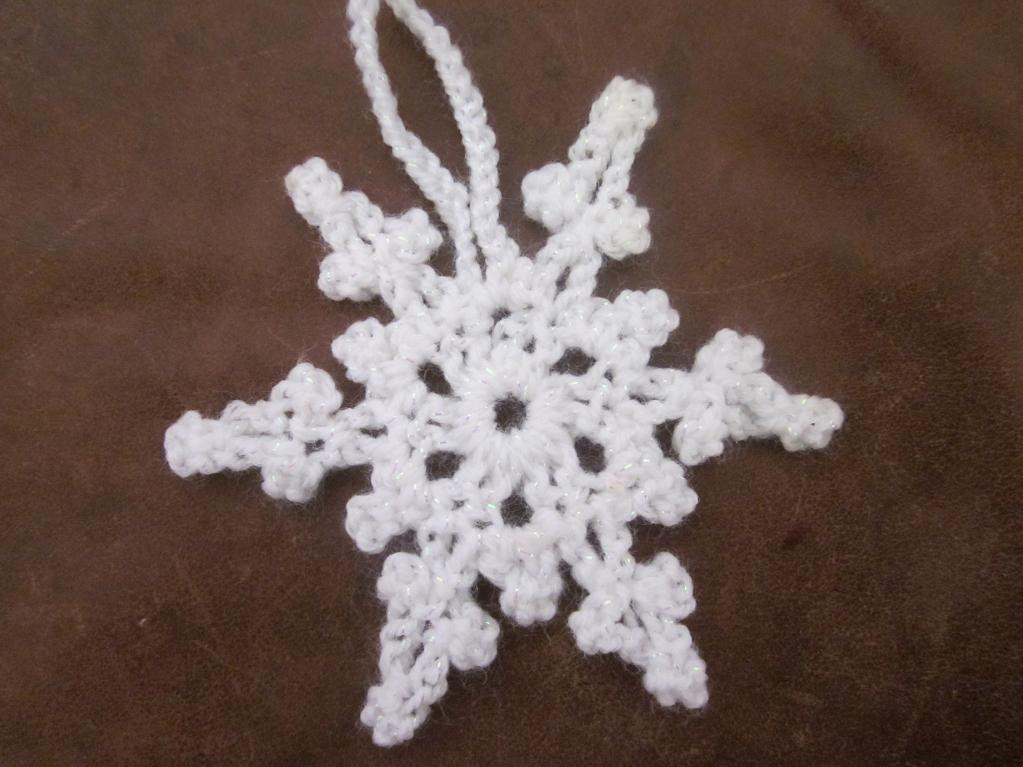 Crochet Snowflake ornaments Awesome Crochet Picot Stitch Tutorial with Variations and Patterns Of Awesome 49 Photos Crochet Snowflake ornaments