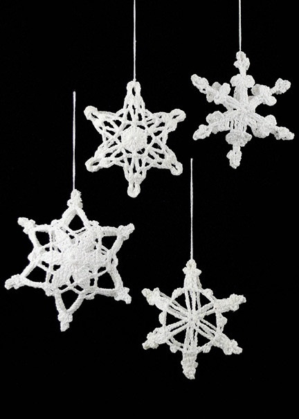 Crochet Snowflake ornaments Beautiful 36 Best Images About Lumehelveste Heegeldamine Of Awesome 49 Photos Crochet Snowflake ornaments