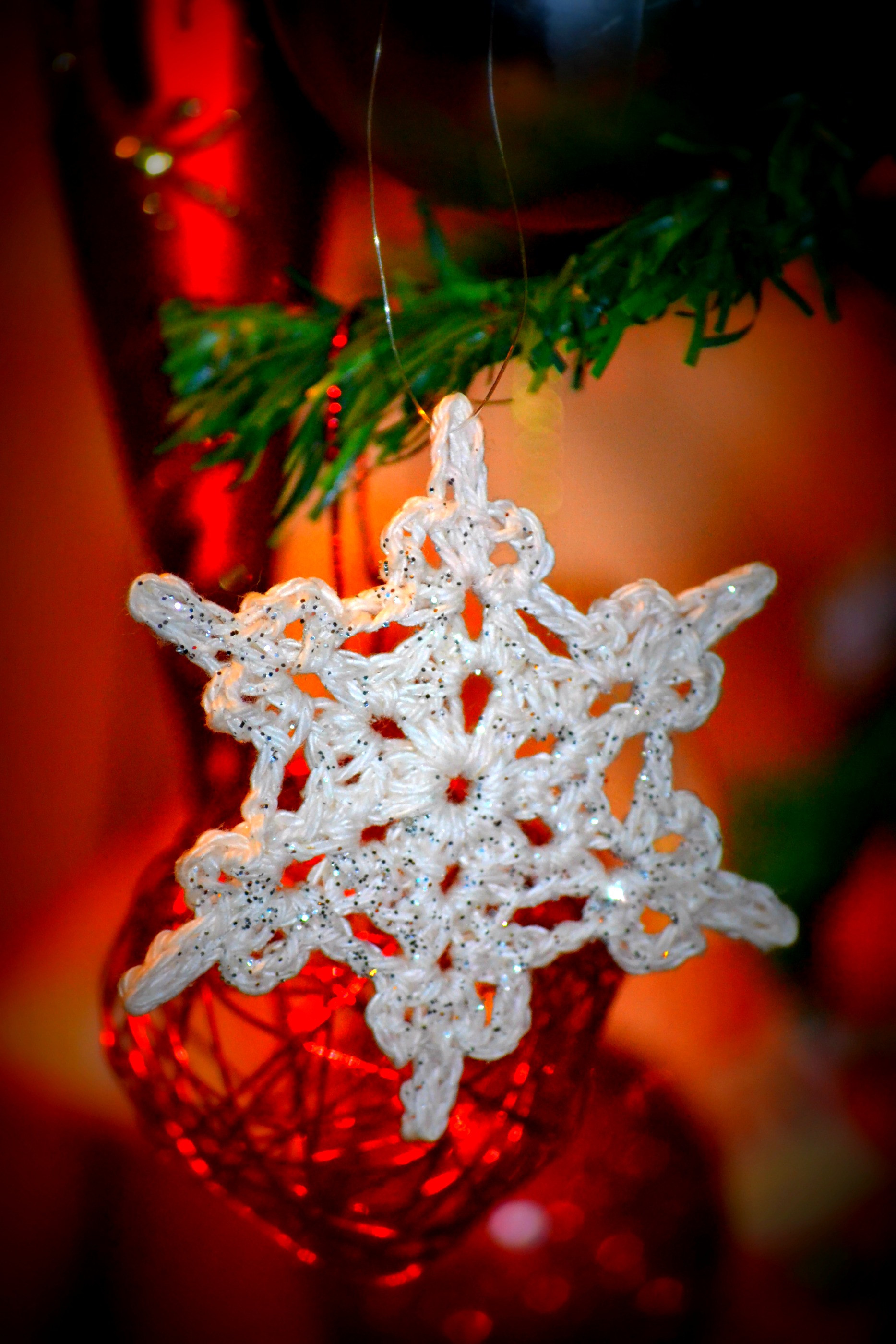Crochet Snowflake ornaments Beautiful Merry Christmas – the Green Dragonfly Of Awesome 49 Photos Crochet Snowflake ornaments