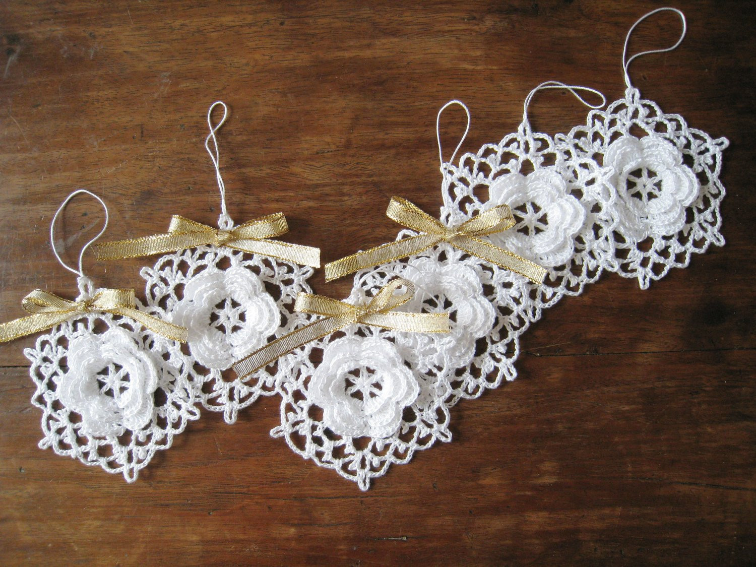 Crochet Snowflake ornaments Elegant Request A Custom order and Have something Made Just for You Of Awesome 49 Photos Crochet Snowflake ornaments