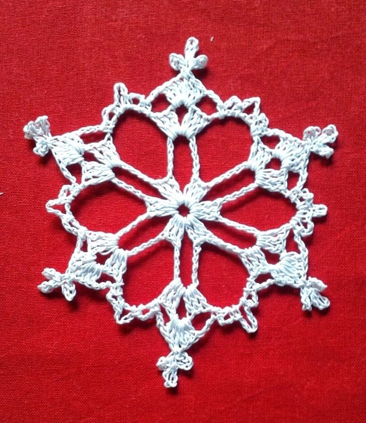 Crochet Snowflake ornaments Lovely 17 Best Images About Free Crochet Christmas Tree ornament Of Awesome 49 Photos Crochet Snowflake ornaments
