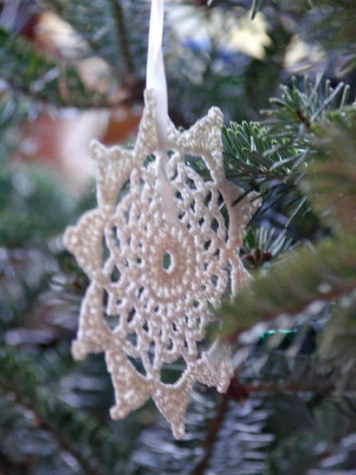 Crochet Snowflake ornaments Unique Free Crochet Snowflake Patterns Of Awesome 49 Photos Crochet Snowflake ornaments